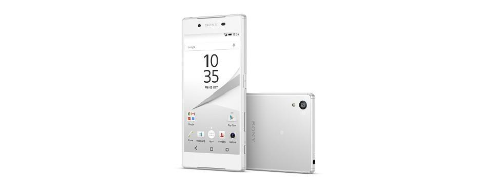 Sony Xperia Z5: Um exagero em câmera, desempenho e preço