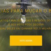Desafio de Impacto Social do Google vai dar R$ 1,5 milhão para quatro ONGs brasileiras
