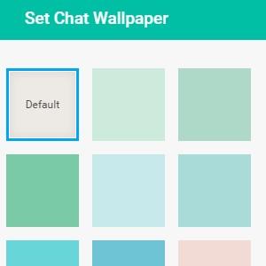3 - Você vai poder escolher entre 37 cores! Para ativar, é só clicar sobre a tonalidade escolhida.