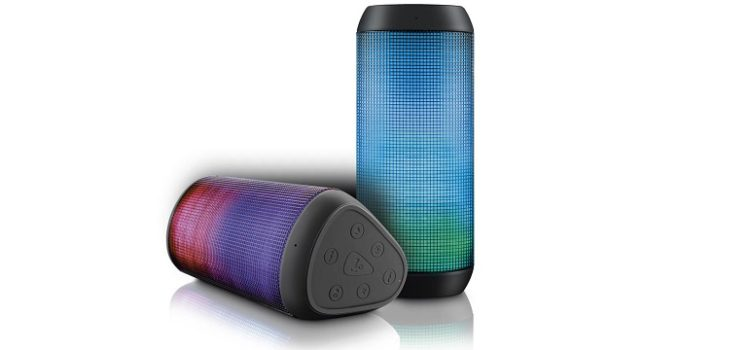 Por R$ 299 caixa de som da Multilaser tem áudio potente e iluminação em LED