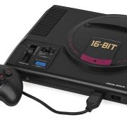 Mega Drive está de volta! Videogame chega com design original e 22 jogos na memória