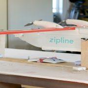 Ruanda começa a usar drones para entregar bolsas de sangue à população mais afastada