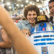 Batalha de robôs, corrida de drones e tudo o que você não pode perder na Campus Party