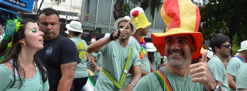 Google Maps mostra rota de blocos de carnaval