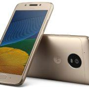 Celular Moto G5 Plus tem multimídia potente, bateria resistente e comandos por gestos