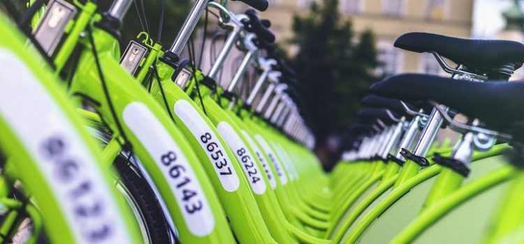 Uber chinesa das bicicletas, Ofo permite alugar magrelas por menos de R$ 0,50 a hora