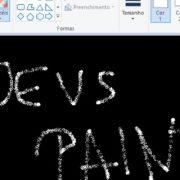 Paint será descontinuado e internet vai à loucura; veja as melhores reações
