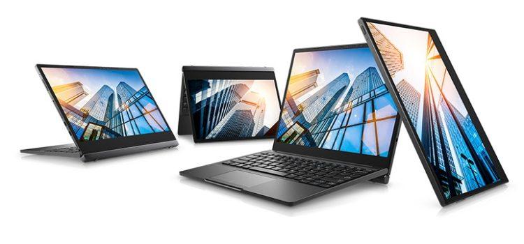 Latitude 7285 e Latitude 12 5000: conheça os novos notebooks 2 em 1 da Dell