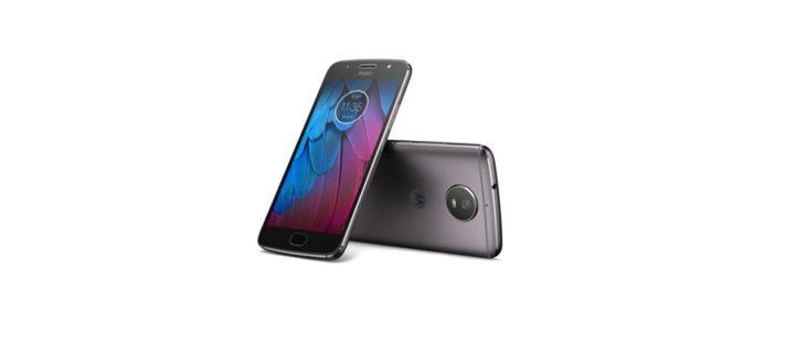 Moto G5S tem câmera de 16 Megapixels e bateria que não te deixa na mão