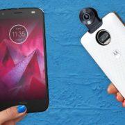 Motorola anuncia chegada do Moto Snap 360 Câmera, compatível com Família Moto Z