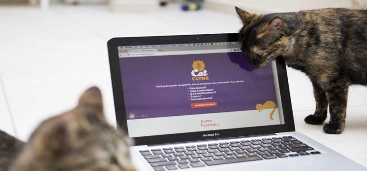 Está online? Empreste o seu computador para minerar bitcoins em prol da causa animal
