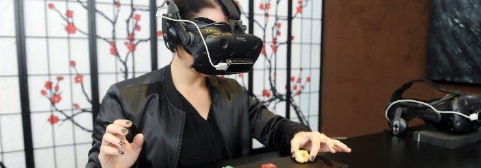 Navios adotam realidade virtual, aplicativo e reconhecimento facial