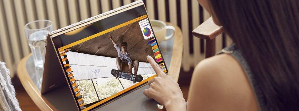 Testamos: Yoga 910 é ótimo notebook que vira tablet – e custa R$ 11.000