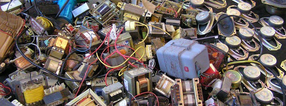 Lixo eletrônico é um problema real e ameaça o futuro do planeta