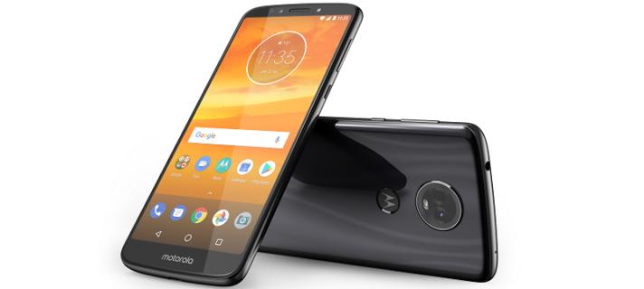 Motorola anuncia o lançamento do Moto E5 Plus que traz megatela e megabateria