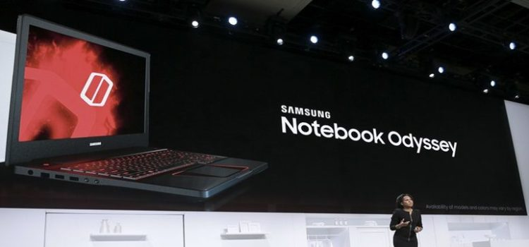 Testamos: Odyssey, o notebook gamer da Samsung