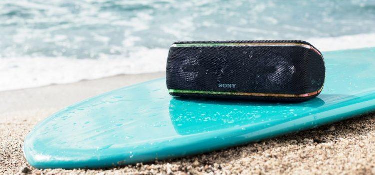 Sony lança no Brasil novas caixas de som à prova d'água