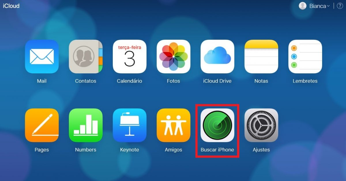 Como rastrear seu iPhone perdido ou roubado