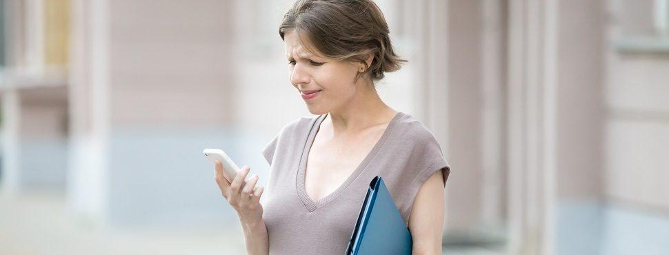 Como parar de receber mensagens via SMS das operadoras de celular
