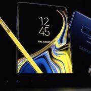 Samsung Galaxy Note9 chega ao Brasil por a partir de R$ 5.499