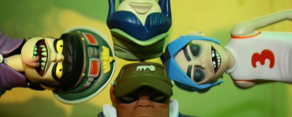 Gorillaz, Dogão, Crazy Frog e outros artistas que só existem no mundo virtual