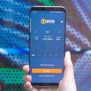 Mercado Bitcoin lança aplicativo para transação e controle de criptomoedas