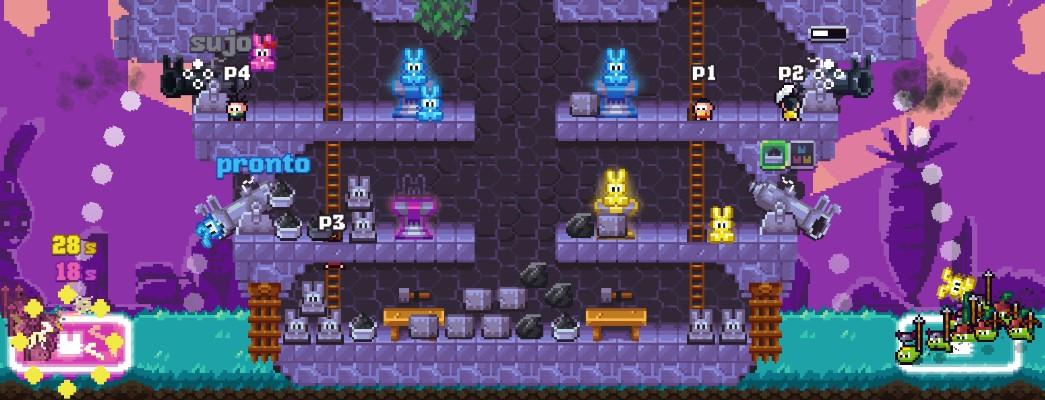 Jogo da Turma da Mônica para Playstation, PC e Switch é revelado