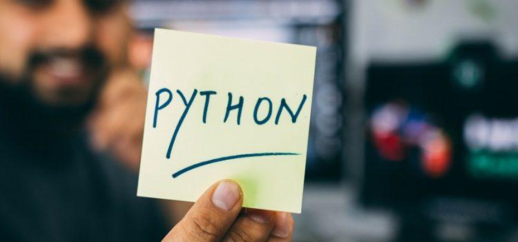 Python: a linguagem de programação que pode mudar sua vida profissional
