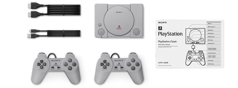 Ele voltou! Sony anuncia PlayStation Clic, edição menor do ... on