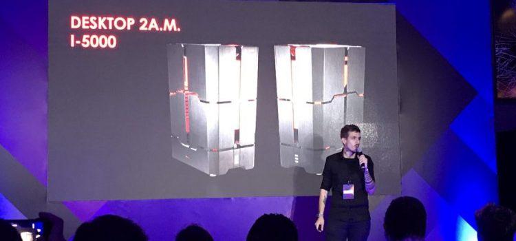 Voltada para gamers, 2A.M Gaming é lançada no Brasil