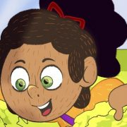 """Conheça """"Min e as Mãozinhas"""", desenho animado do YouTube totalmente em Libras"""