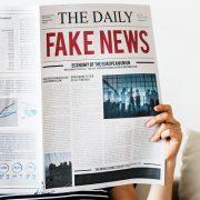 Como denunciar fake news no WhatsApp?