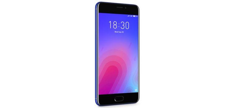 Smartphone chinês Meizu M6 chega ao Brasil por R$649