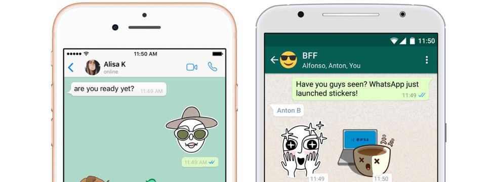 Descubra como criar figurinhas personalizadas para o WhatsApp