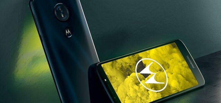 Moto G6 Play é o celular mais buscado pelos brasileiros em janeiro