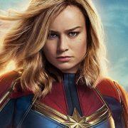 Capitã Marvel ganha site com design baseado na década de 1990