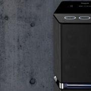 Testamos: torre de som Urban Áudio, da Panasonic, tem graves reforçados por dois superwoofers e custa R$ 2.000