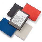 Novo Kindle tem luz frontal e design renovado por R$ 350