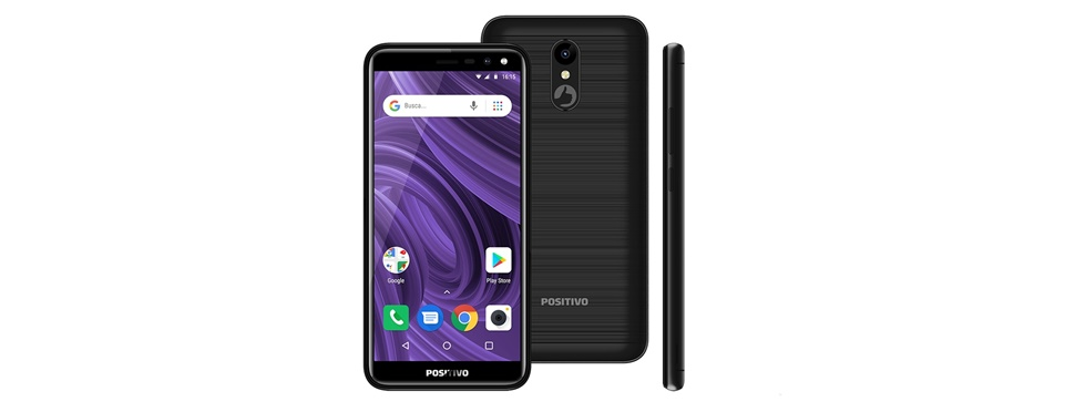Positivo anuncia nova linha de smartphones com Android Go