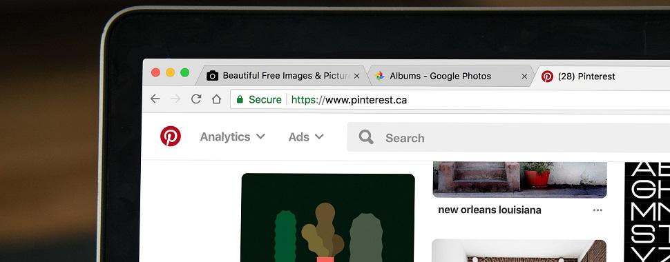 Como publicar uma foto no Pinterest?
