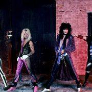 Mötley Crüe: streams e downloads de músicas disparam após lançamento de The Dirt