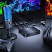 Razer lança placa de captura que grava e transmite em Full HD enquanto usuário joga em 4K