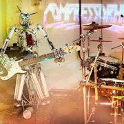 Compressorhead: conheça a banda de rock formada por robôs