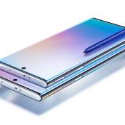 Samsung lança oficialmente os novos Galaxy Note10 e Note10+