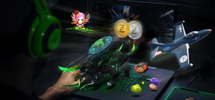 Razer Gold, crédito virtual da marca gamer, já está disponível no Brasil