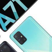 Com quatro câmeras, Samsung Galaxy A71 está à venda no Brasil por R$ 2.799